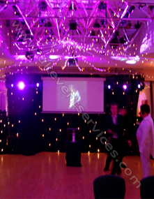 video disco for birthday function